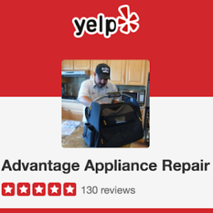 San Jose Appliance Repair - Top Rated - Advantage Appliance